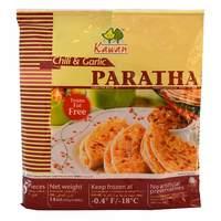 Kawan Chilli and Garlic Paratha 400g