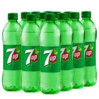 7UP Carbonated Soft Drink Plastic Bottle 500mlx12