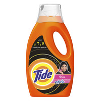 Tide abaya automatic liquid detergent with essence of downy 1.85 L