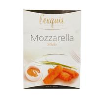 L'exquis Mozzarella Sticks 300GR