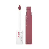Maybelline New York Super Stay Matte Ink Lipstick Pink Ringle No 175