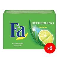 Fa soap refreshing 175 g x 6