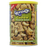 Crunchos Fried and Salted Cashew Can 350g