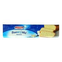 Americana Vanilla Pound Cake 300g