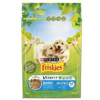 Purina Friskies Junior Dog Food with Chicken and Vegetables 3kg