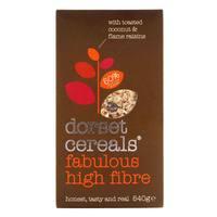 Dorset Fabulous High Fibre Cereals 540g