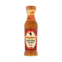 Nando's Hot Peri-Peri Sauce 125g