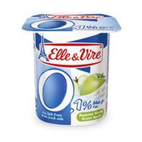 Elle & Vire Dairy Dessert Pomme Verte Light 125GR