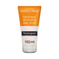 Neutrogena visibly clear blackhead eliminating daily scrub 150 ml