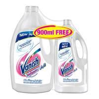 Vanish crystal white 3 L + 900 ml