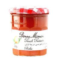 Bonne Maman Peach Preserve Jam 370g