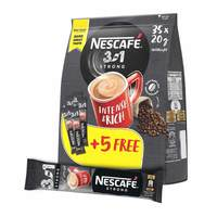 Nescafe 3in1 intenso instant & rich strong coffee 20 g x 35 sticks