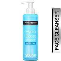 Neutrogena Cleansing Water Gel Hydro Boost Normal to Dry Skin 200ml