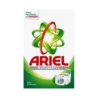 Ariel Powder Detergent Original 4KG -20% Off