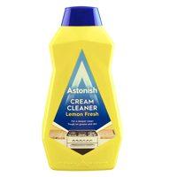 Astonish Lemon Fresh Cream Cleaner 500ml