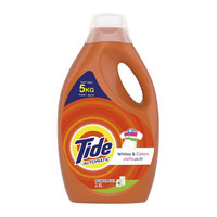 Tide powder automatic power gel white and colors 2.8 L