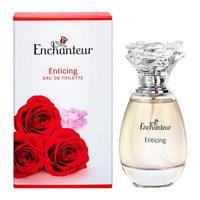 Enchanteur enticing eau de toilette perfume for women 100 ml