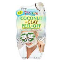 Montagne Jeunesse Coconut Plus Clay Peel Off Face Mask 10ml
