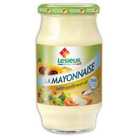 Lesieur La Mayonnaise with Sunflower Oil 710g