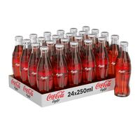 Coca cola light 250 ml x 24