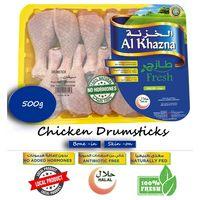 Al Khazna Fresh Chicken Drumstick 500g