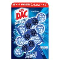 DAC Blue Active Eucalyptus Value Pack 150g