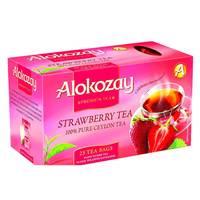 Alokozay Strawberry Tea 25 Tea Bags