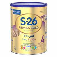 Wyeth Nutrition S26 ProKids Gold Stage 4 Vanilla Flavor Milk for 3 to 6kg Babies 900g