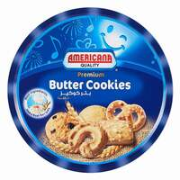 Americana Premium Quality Butter Cookies 454g