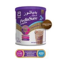 Pediasure Complete 2 Plus Chocolate Flavor Drink 400g