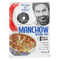 Ching's Manchow Instant Soup 60g