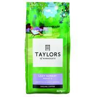Taylors Lazy Sunday Roast Ground Coffee 227g
