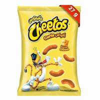Cheetos Cheese Potato Chips 27g x Pack of 14