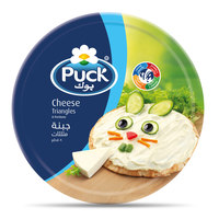 Puck Cheese Triangles 120g - 8 portions