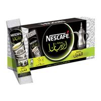 Nescafe arabiana instant arabic coffee mix with cardamom flavor 17 g x 3 sticks
