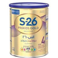 Wyeth Nutrition S26 ProKids Gold Growing Up Formula Vanilla Flavor Milk Powder 400g