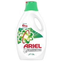 Ariel Regular Power Gel Laundry Detergent 3L