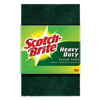 Scotch Brite Heavy Duty Scouring Combo Pack