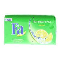 Fa Refreshing Lemon Citrus Fresh Bar Soap 125g