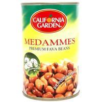 California Garden Canned Fava Beans Multipack  450gx24