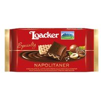 Loacker Speciality Napolitaner Chocolate Bar 54g