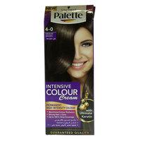 Schwarzkopf Palette Intensive Hair Color Cream 4-0 Medium Brown