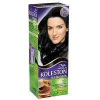 Wella Koleston Naturals Hair Color Semi-Kit  Black  2/0