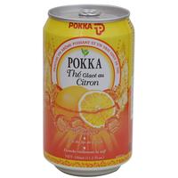 Pokka Ice Lemon Tea Drink 330ml