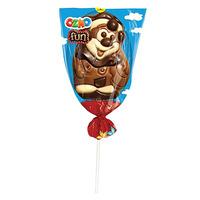Solen Ozmo Fun Chocolate Lollipop 23g x Pack of 24