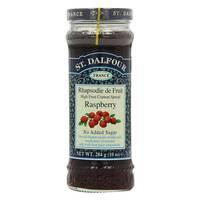 ST Dalfour Rhapsodie De Fruit Red Raspberry Flavour Jam 284g