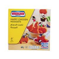 Americana Happy Chicken Nuggets 400g