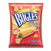 Bugles Corn Snack Original Flavor 125 g