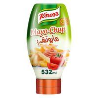 Knorr Mayo Chup Mayonnaise 532ml