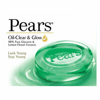 Pears Pure & Gentle Soap 125g - 3+1